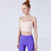 Vayu  Afrodit Yoga & Pilates Sports Bra with Cross Shoulder Straps