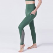 Vayu  Hestia High Waisted Tulle Detailed Yoga & Pilates Leggings With Pockets