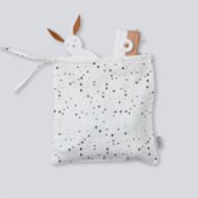 Deeperlove  Muslin Clothes Pouch - Little Stars
