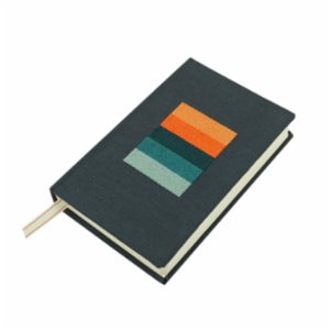 Atelier 99  Sea and Forest - Linen Notebook