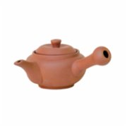 Red Clay Box  Dove Tea Pot