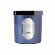 Echoes Lab  Cashmere Scented Dual Wick All Natural Candle