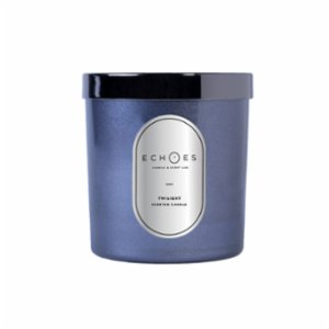 Echoes Lab  Twilight Scented WoodWick All Natural Candle