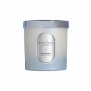 Echoes Lab  Basil Mandarin Scented WoodWick All Natural Candle