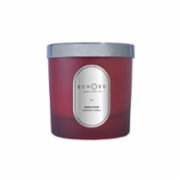 Echoes Lab  Rose & Oud Scented WoodWick All Natural Candle