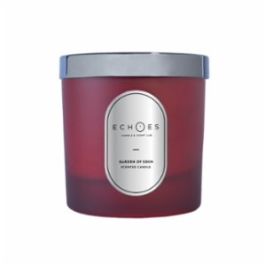 Echoes Lab  Garden of Eden Scented WoodWick All Natural Candle