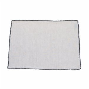 Atelier 99  Less is More Linen Placemat