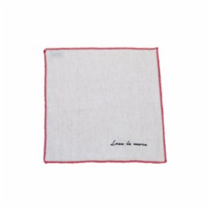 Atelier 99  Less is More Linen Napkin