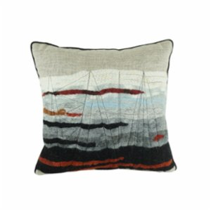 Atelier 99  Linen Pillow No 2