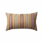Fineroom Living  Boho - Striped Rectangular Pillow