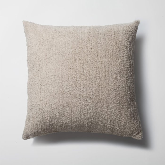 Fineroom Living Cozy - Sheepskin Textured Pillow