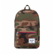 Herschel Supply Co.  Pop Quiz Woodland Camo/Multi Zip Backpack