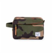Herschel Supply Co.  Chapter Woodland Camo Makeup Bag