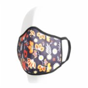Coho Fashion  Flowers Washable Antibacterial Face Mask