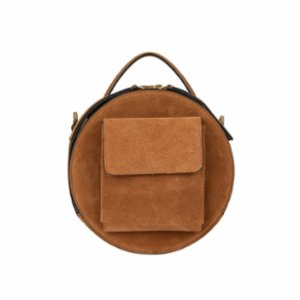 Baa  Lotte Brown Suede