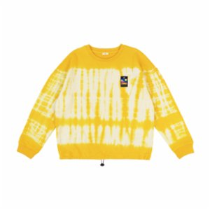 Fifty Pieces  Tie Dyed Dropped Shoulder Sweatshirt