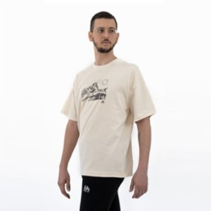 Fifty Pieces  Dropped Shoulder T-shirt