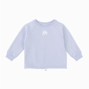 Fifty Pieces  Mini Gathered Sweatshirt