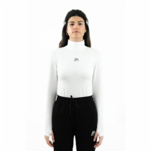 Fifty Pieces  Turtleneck Blouse