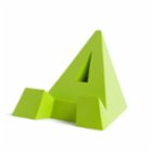 Kazoo A Letter Phone Stand