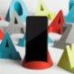 Kazoo K Letter Phone Stand