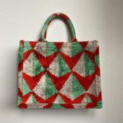 pharestudio  Ikat Shoulder Bag - VII