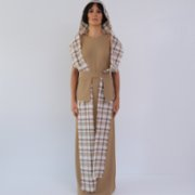 Muum.co  Long Dress (With Hoodie)