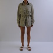 Muum.co  Shorts Jumpsuit