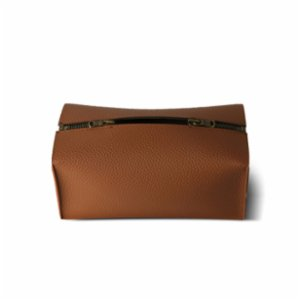 Gorgons  Calliope Leather Tissue Box