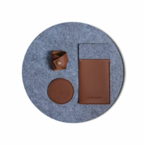 Gorgons  Leda Felt Placemat Set