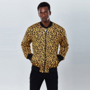 Dear Deer  Wild Bomber Jacket