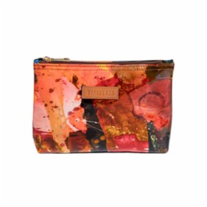 Timeless  Peacock Beauty Bag - I