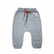 Auntie Me  Quarry Irregular Checked Jogger
