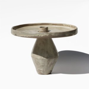 Aleu Objects  Ahu Vase And Service Plate