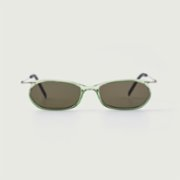 Lamorf  Kappa Green Vintage Glasses