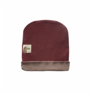 Auntie Me  Double Face Fawn Beanie