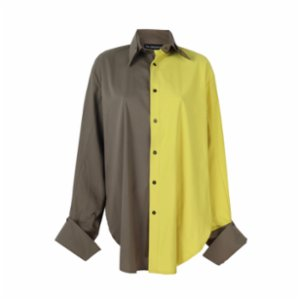 The Jacquelyns  TJ Lime Green Shirt