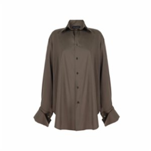 The Jacquelyns  TJ Classic Green Shirt