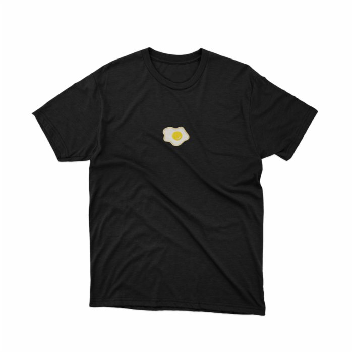 Value By Value Egg T-shirt