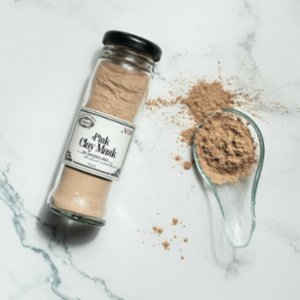 Rosece  Pink Clay Mask / For Sensitive Skin