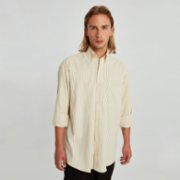 Fok  Oversize Men Shirt