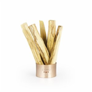 Coho Objet	  Natural Palo Santo Incense set of 5