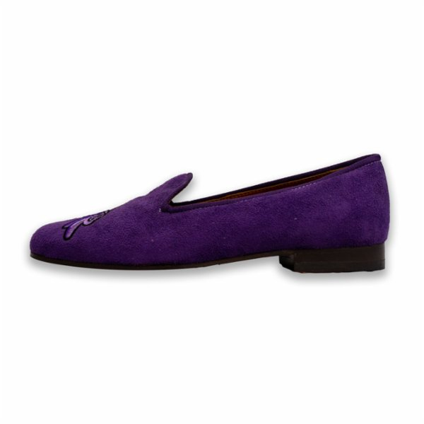Fabula & Tales The Purple Cage Slipper