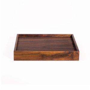 Ananas Woodworking  Edge Walnut Tray