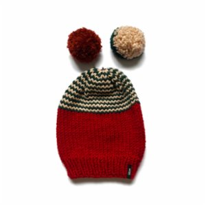 Gugiko  Get Lost New Year Knit Hat