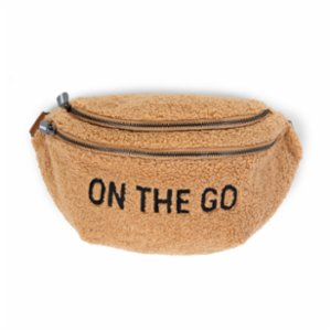 Childhome  On The Go Waist Teddy Bag