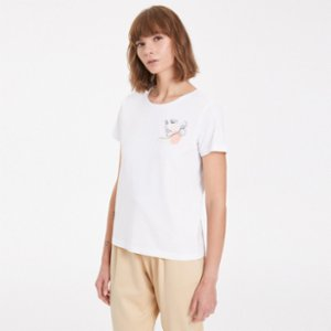 Westmark London  Watercolour Girl T-shirt
