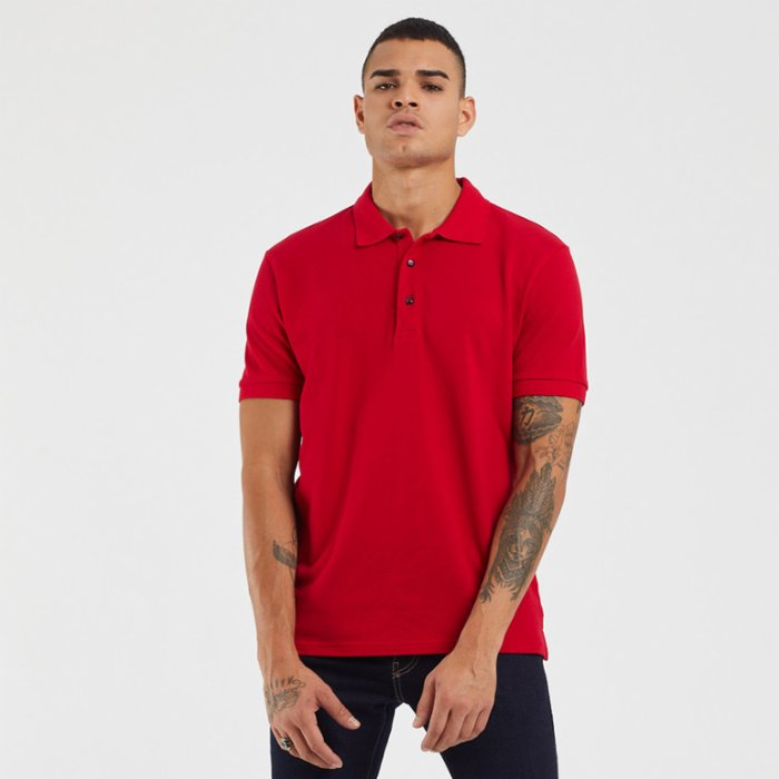 Tbasic Basic Polo Yaka T-shirt