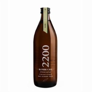 Kombucha 2200  Original Tea 6 Packs 500 ml