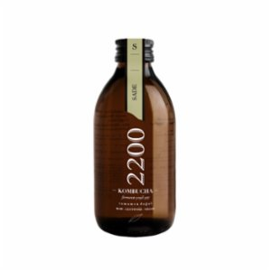 Kombucha 2200  Original Tea 6 Packs 250 ml